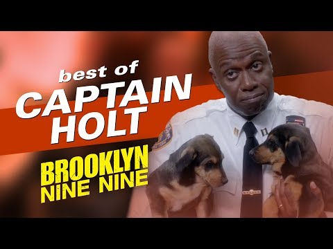 The Best Of Captain Holt | Brooklyn Nine-Nine