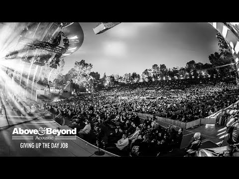 Above & Beyond Acoustic - Hello (Live At The Hollywood Bowl) 4K