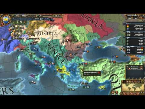 EU4 - Release Vassals - Free Cores on Conquered Territory
