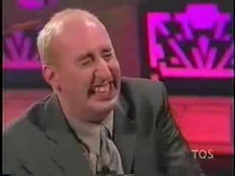 Martin Petit fou de rire à cnm (caricature de cnn)