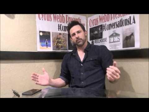 Actor Philip Boyd stops by #CyrusWebbPresents on #ConversationsLA