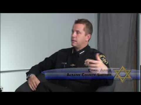 Albany County Sheriff Craig Apple