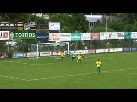 FC Moutier - FC Monthey  31.05.2018  (3-2)