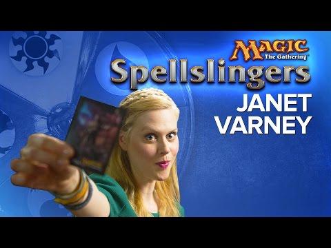 Day [9] vs. Janet Varney in Magic: The Gathering: Spellslingers