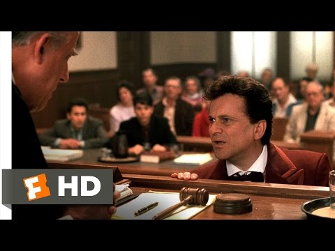 "My Cousin Vinny (4/5) Movie CLIP - Two ""Yutes"" (1992) HD"