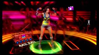 Dance Central - Cascada Evacuate the Dancefloor HARD NO FLASHCARDS 100%