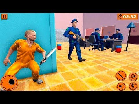 prison-escape-secret-mission-2019---android-gameplay