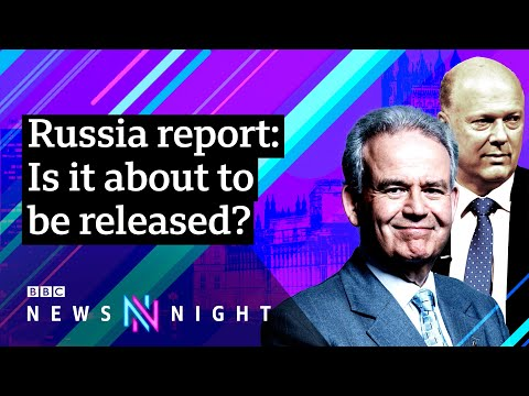 The Russia report, Number 10 and 'fury' in the Conservative