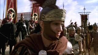 Галльский вождь взят под стражу (Сериал Рим)