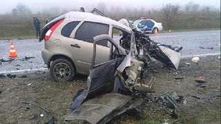 Russian Car crashes ✦ Russian Car crash ✦ Russian car driving ✦ November part 2