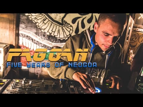 Pagoan - Five Years Of Neogoa (Goa Trance Mix)
