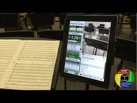 Practice Center for iPad Promo