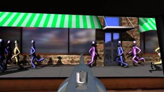 Driveby Gangster Gameplay PC HD 1080p