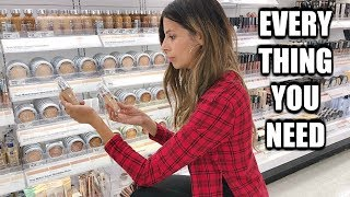 Hey Larlees, todays video is the ultimate drugstore starter kit. Th...