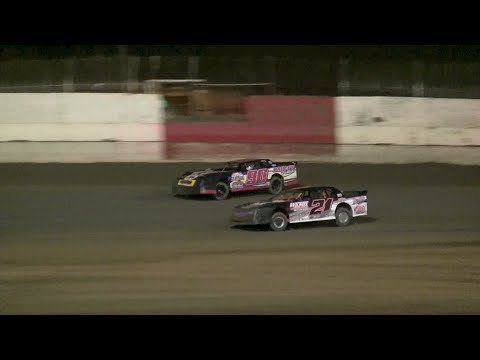 Hobby Stock Touring Series - East Bay Raceway Park 12-5-15
