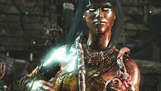 Mortal Kombat X - TANYA - Fatalities and X-Rays Gameplay (MKX)