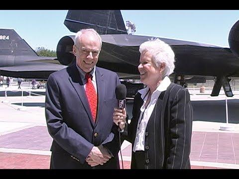 SR 71, A 12, and U 2 Spy Plane Pilot Interviews