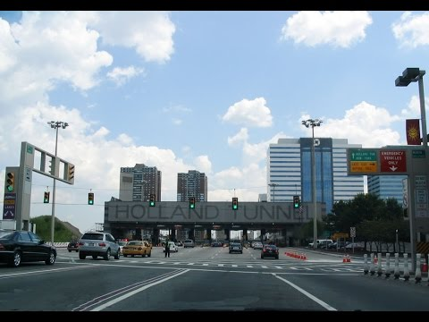 Crossing The Holland Tunnel