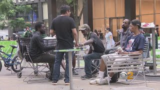Homeless Encampments Growing In New York City