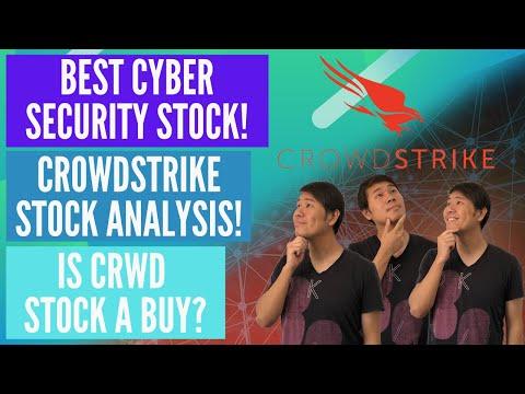 CRWD Stock 💻 Crowdstrike! Best Cybersecurity Stock! Crowdstrike Stock Analysis! Is CRWD Stock A Buy?