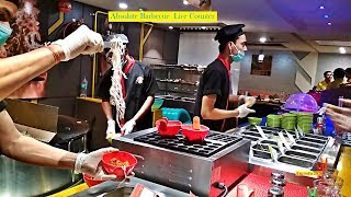 A Great Buffet Restaurant option in Bangalore - Absolute Barbecue W...
