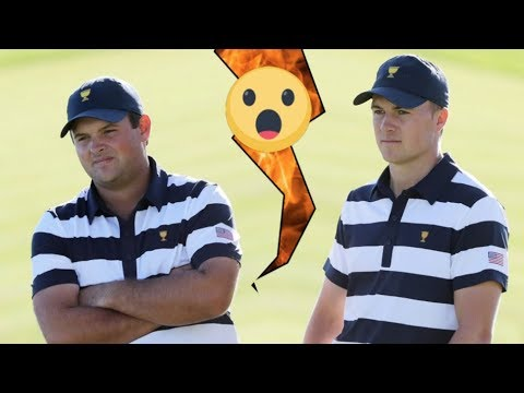 Reed Rips Into Spieth and American Captain Jim Furyk Mp3