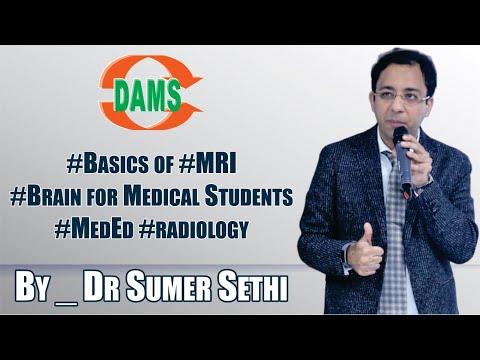 Basics of MRI Brain for MBBS Student- by Sumer Sethi thumbnail