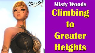 blade soul quest climbing to greater heights a k a evil ox horn quest