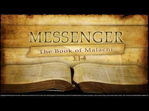 Presentation of the Lord – OT – A - First Reading - Malachi 3:1–4 - There