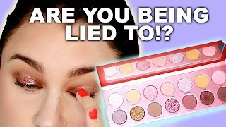 LAURA LEE NUDIE PATOOTIE PALETTE HONEST UNFILTERED REVIEW! | Beauty Banter