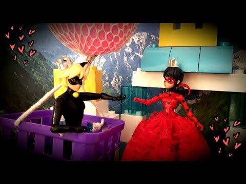 Мультфильм леди баг и супер кот день рождения леди баг