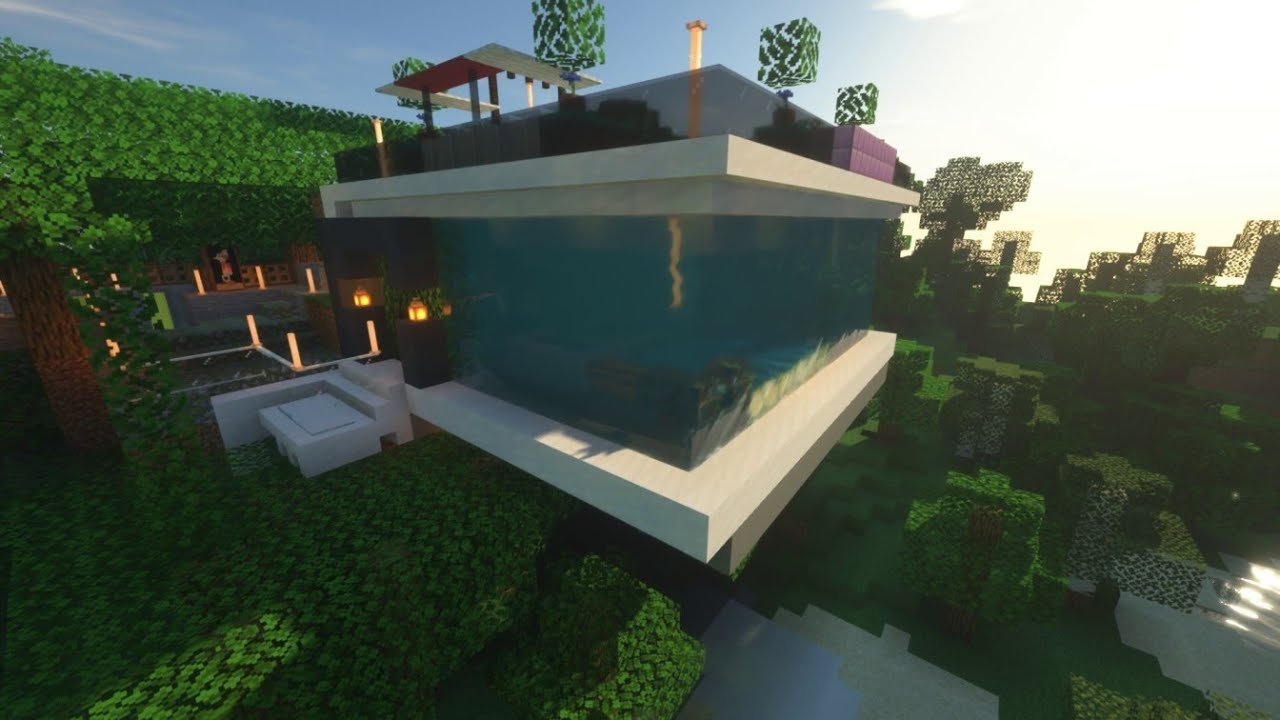 Statistik Video Youtube Untuk Minecraft Mountain House Tutorial How To Build In Minecraft 66 Noxinfluencer