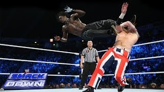 R-Truth and Prime Time Players vs. The Union Jacks: SmackDown, Nov. 15, 2013