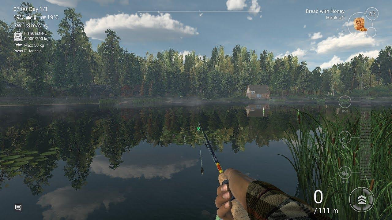 Fishing Planet, Beginners Guide, Lvl 3 Czech Republic , Feeders,Xp/Money  ,Tench, Common, Mirror Carp