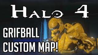 Grifball (GG)Halo 4 - Grifball Özel Harita & Kılavuzu