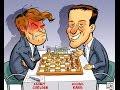 Blitz #35: GermanSevorin vs IM Michael Rahal (Defensa India de Dama))
