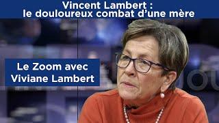 Vincent Lambert : le douloureux combat d'une mère .