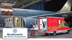 60 Sekunden Bundeswehr: Airbus A310 MRTT MedEvac
