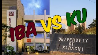 Fight Between IBA & Karachi University | Interpreted In Sign Language for Deaf People