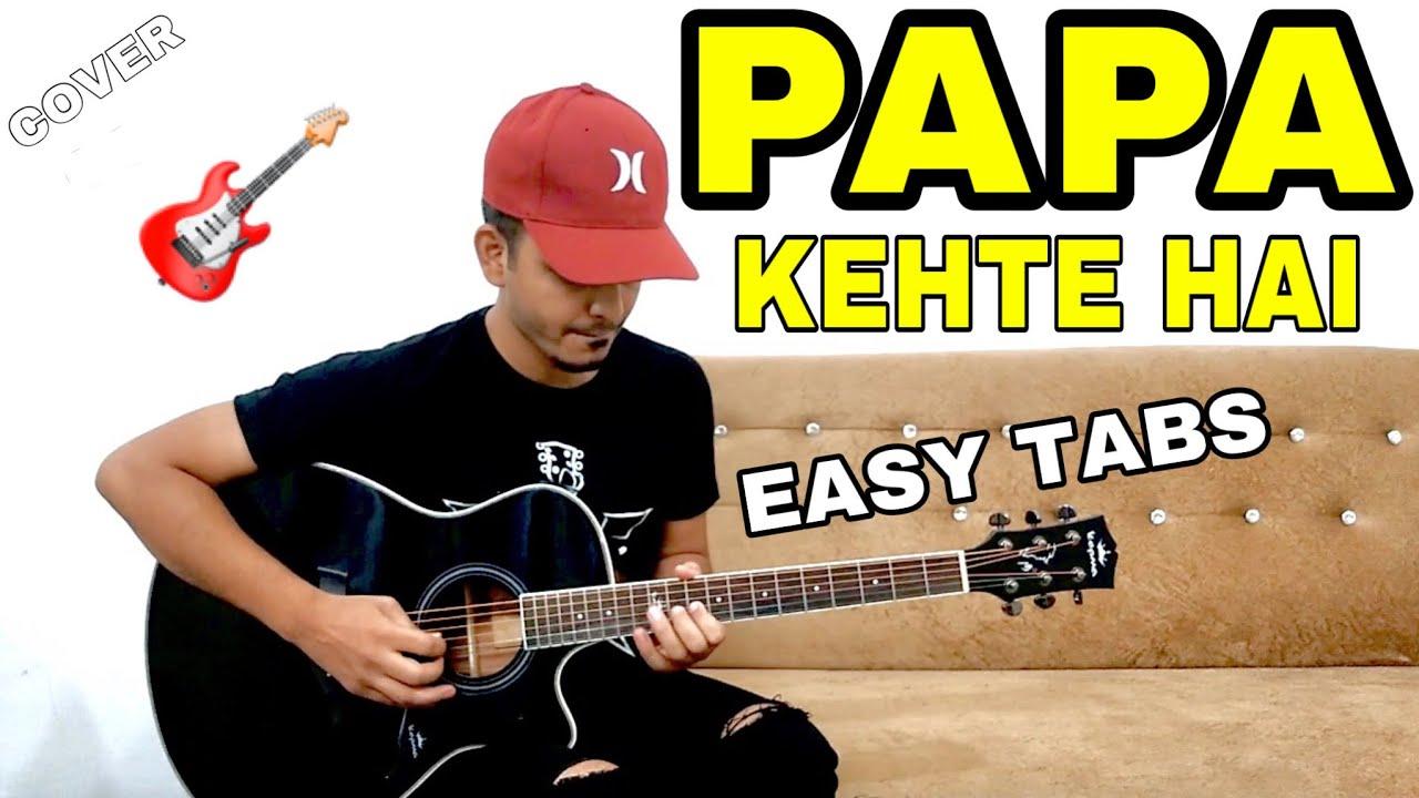 Papa Kehte Hain Bada Naam Karega Guitar Tabs/Lead Easy