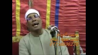 الدكتور عبد الفتاح الطاروطي مقام بيات خاشع جدا من اخر سورة الانبياء