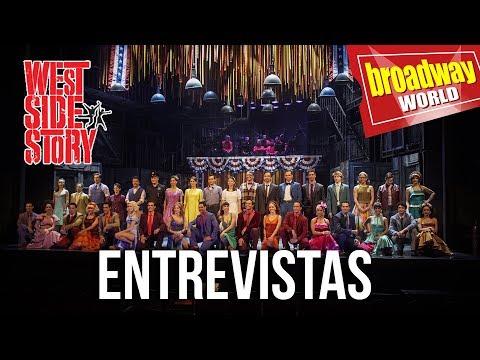 WEST SIDE STORY  - Entrevistas (Teatro Calderón)
