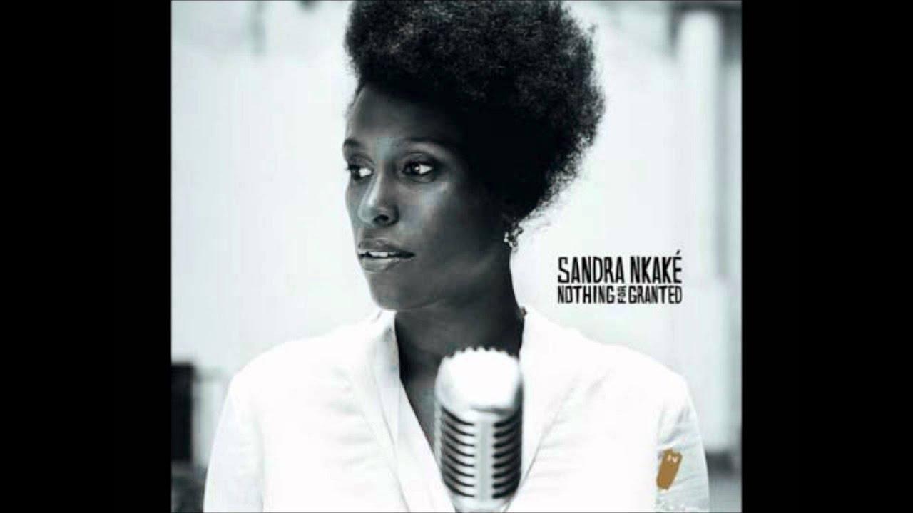 Sandra Nkake Nude Photos 39