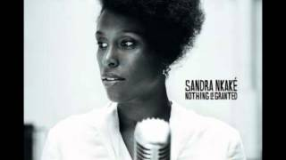 "Sandra Nkake ""Nothing for granted"""