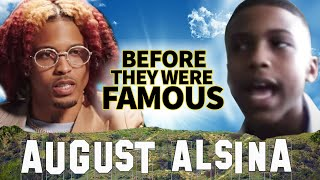 August Alsina | Before They Were Famous