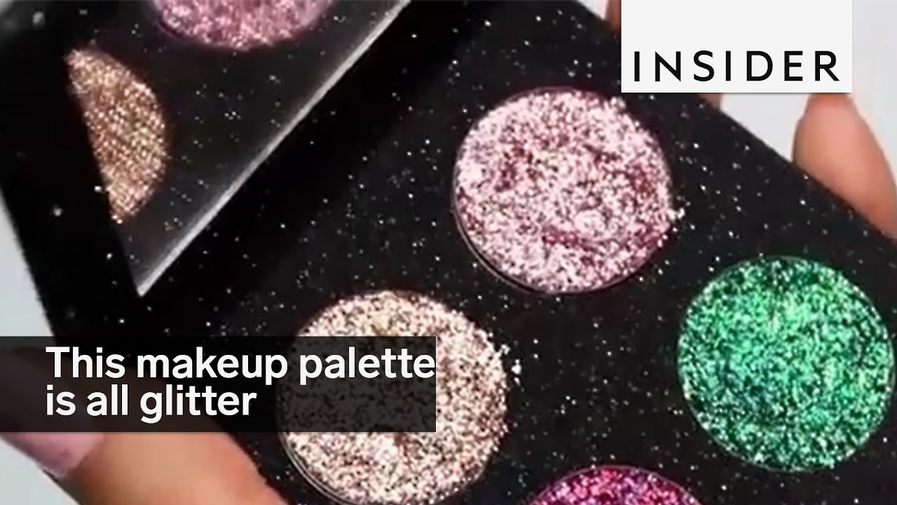Our inspiration too faced all started with two boys, a dream, and the world's first glitter eye shadow. Inspired by how it all began and the belief that it's fun to be a.