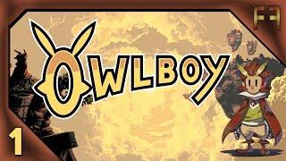 Owlboy | Part 1 - Catch the Troublemaker!