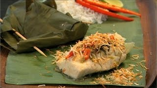 Fast Ed: Fish In Banana Leaf (29.03.13) Ep 9