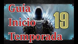Diablo 3 GUÍA PARA SUBIR EN TEMPORADA 19