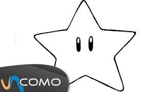 Video Dibujar una estrella de forma sencilla download MP3, 3GP, MP4, WEBM, AVI, FLV Juli 2018